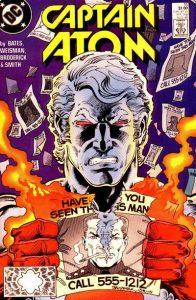 Captain Atom #18 (1988)