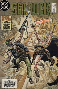 Sgt. Rock Special #1 (1988)