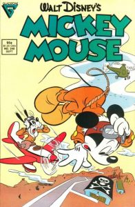 Mickey Mouse #240 (1988)