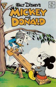 Walt Disney's Mickey and Donald #5 (1988)