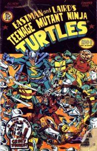 Teenage Mutant Ninja Turtles #15 (1988)