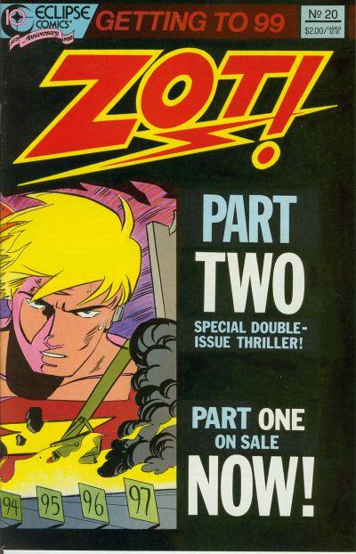 Zot! #20 (1988)