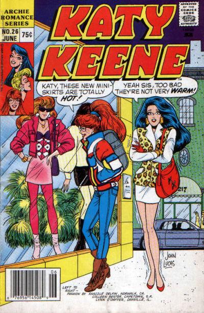 Katy Keene #26 (1988)