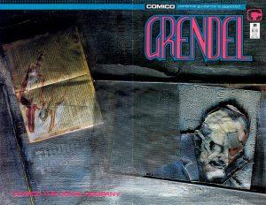 Grendel #20 (1988)