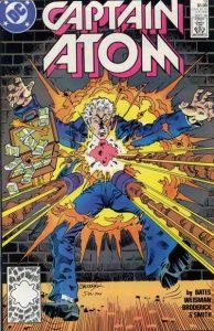 Captain Atom #19 (1988)