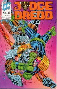Judge Dredd #19 [US] (1988)