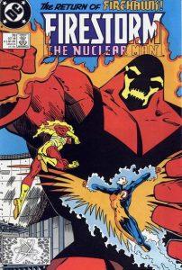 Firestorm the Nuclear Man #76 (1988)