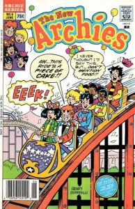 The New Archies #6 (1988)