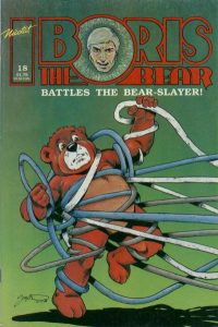 Boris the Bear #18 (1988)