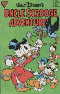 Walt Disney's Uncle Scrooge Adventures #7 (1988)