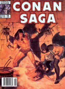 Conan Saga #14 (1988)