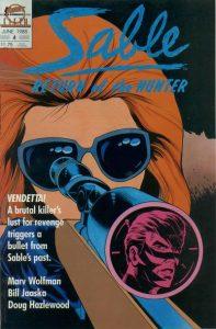 Sable #4 (1988)