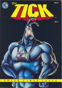 The Tick #1 (1988)