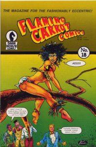 Flaming Carrot Comics #18 (1988)