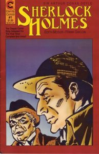 Sherlock Holmes #1 (1988)