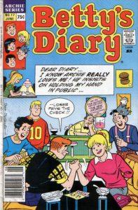 Betty's Diary #17 (1988)