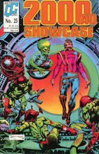 2000 A. D. Showcase #25 [US] (1988)