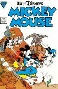 Mickey Mouse #238 (1988)