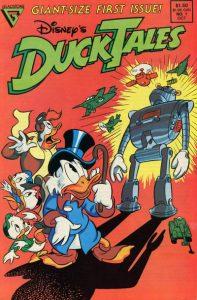 Disney's DuckTales #1 (1988)