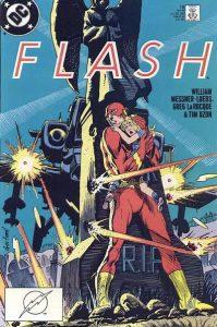 Flash #18 (1988)