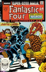 Fantastic Four Annual #21 (1988)