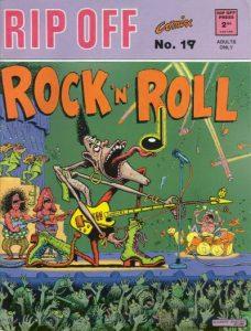 Rip Off Comix #19 (1988)