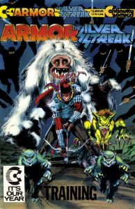 Armor #4 (1988)