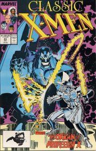Classic X-Men #23 (1988)