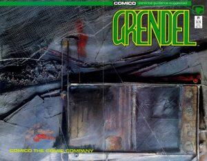 Grendel #21 (1988)