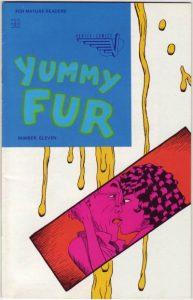 Yummy Fur #11 (1988)