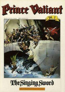 Prince Valiant #2 (1988)