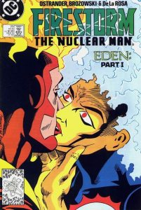 Firestorm the Nuclear Man #77 (1988)