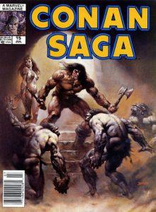 Conan Saga #15 (1988)
