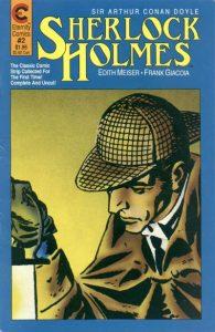 Sherlock Holmes #2 (1988)
