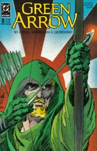 Green Arrow #10 (1988)