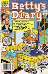 Betty's Diary #18 (1988)