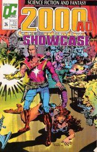2000 A. D. Showcase #26 [US] (1988)