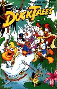 Disney's DuckTales #2 (1988)