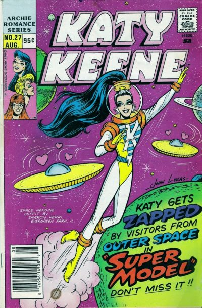 Katy Keene #27 (1988)