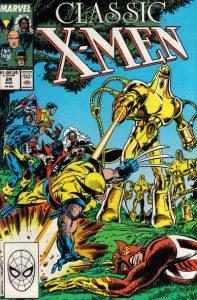Classic X-Men #24 (1988)