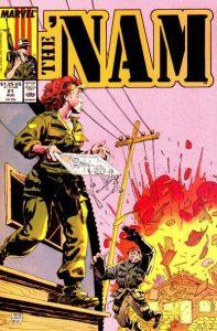 The 'Nam #21 (1988)