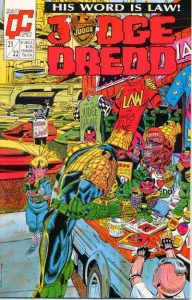 Judge Dredd #21/22 [US] (1988)