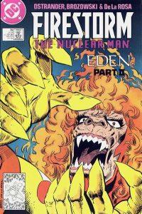 Firestorm the Nuclear Man #78 (1988)