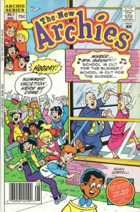 The New Archies #7 (1988)