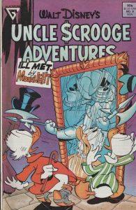 Walt Disney's Uncle Scrooge Adventures #9 (1988)