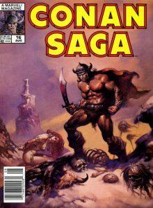 Conan Saga #16 (1988)