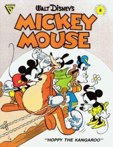 Gladstone Comic Album #8 (1988)