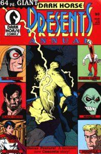 Dark Horse Presents #20 (1988)