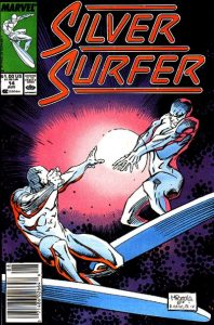 Silver Surfer #14 (1988)
