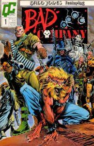Bad Company #1 (1988)